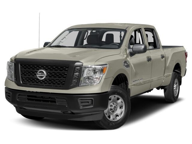 New 2017 Nissan Titan XD S Truck Winston Salem, North Carolina