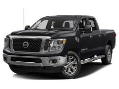 2017 Nissan Titan XD SV Gas Truck Crew Cab
