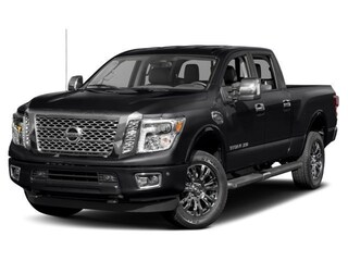 2017 Nissan Titan XD Platinum Reserve Gas Truck Crew Cab