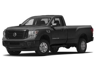 2017 Nissan Titan XD S Diesel Truck Single Cab