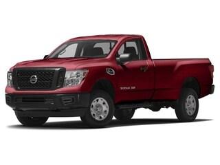 Used 2017 Nissan Titan XD SV Diesel Truck Single Cab Fresno CA
