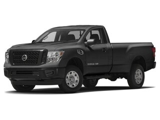 New 2017 Nissan Titan XD Truck Single Cab N569657 in Conway, AR