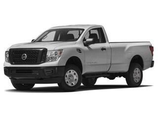 2017 Nissan Titan XD SV Diesel Truck Single Cab