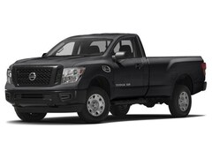 2017 Nissan Titan XD S Gas Truck Single Cab