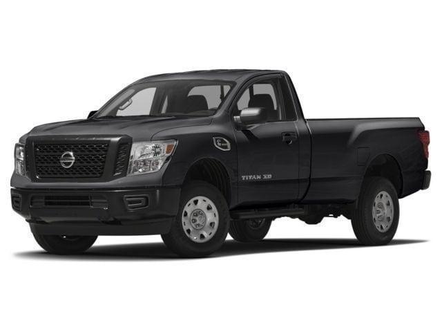 2017 Nissan Titan XD SV Gas Truck Single Cab