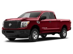 2017 Nissan Titan XD S Gas Truck King Cab