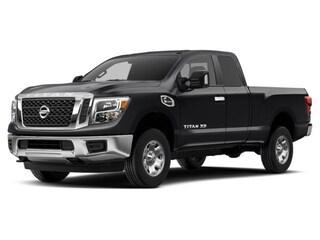 2017 Nissan Titan XD SV Gas Truck King Cab