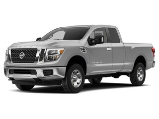 New 2017 Nissan Titan XD SV Truck for sale in Lebanon, NH