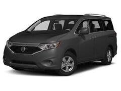 2017 Nissan Quest SV Van Passenger Van