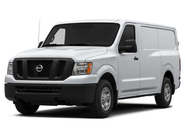 2017 Nissan NV Cargo NV1500 S Van Cargo Van