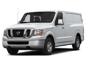 2017 Nissan NV Cargo NV2500 HD 2500 HD S