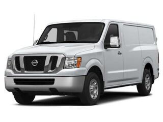 2017 Nissan NV Cargo NV2500 HD SV Van
