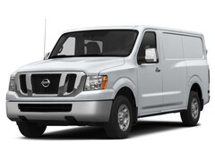 2017 Nissan NV Cargo NV2500 HD SL V6 Van