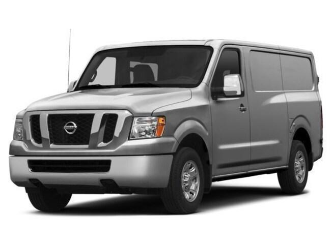 2017 Nissan NV Cargo NV3500 HD SL Van