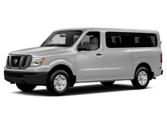 2017 Nissan NV Passenger NV3500 HD S V6 Van Passenger Van