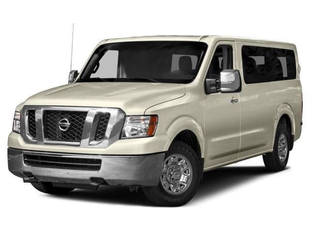 2017 Nissan NV Passenger 3500 HD SV 3500 HD SV Passenger Van (V8)