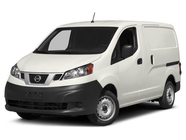 2017 Nissan NV200 S Van Compact Cargo Van
