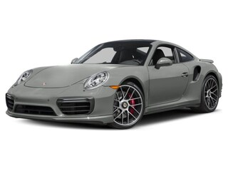 Certified Pre-Owned 2017 Porsche 911 Turbo Coupe for sale in Irondale, AL