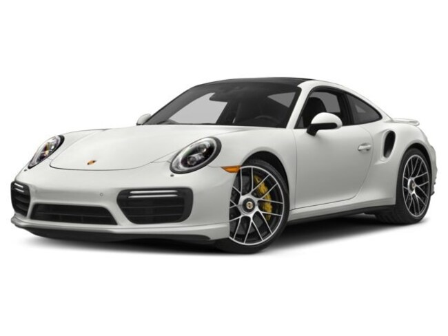2017 Porsche 911 Turbo S Coupe
