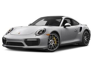 Used 2017 Porsche 911 Turbo S Coupe for sale in Norwalk, CA at McKenna Porsche