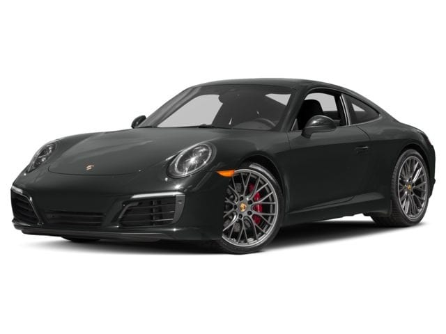 2017 Porsche 911 Coupe