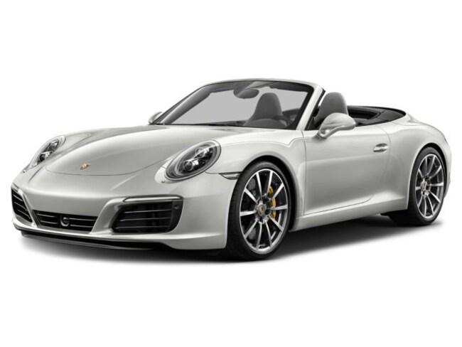 2017 Porsche 911 Carrera S Carrera S Cabriolet