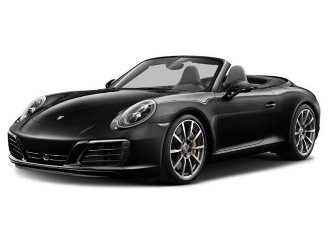 New 2017 Porsche 911 Carrera S Convertible near Detroit, MI