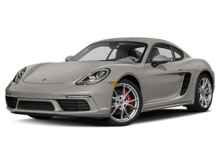 Used 2017 Porsche 718 Cayman S  Coupe Coupe for sale in Houston
