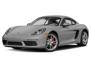 2017 Porsche 718 Cayman S Coupe for sale in Philadelphia