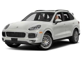 Used 2017 Porsche Cayenne Platinum Edition SUV for sale in North Bethesda, MD