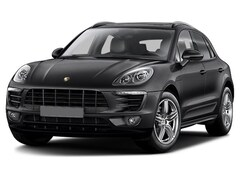 New 2017 Porsche Macan Base SUV for sale in Houston, TX
