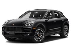 2017 Porsche Macan Turbo SUV