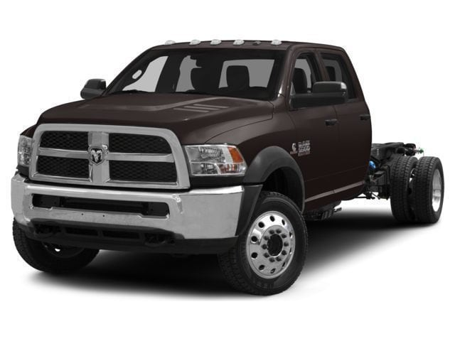 2017 Ram 4500 Chassis Tradesman/SLT/Laramie Truck Crew Cab