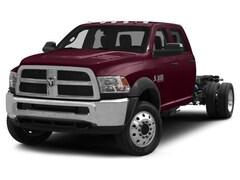 2017 Ram 5500 Chassis Laramie Truck Crew Cab