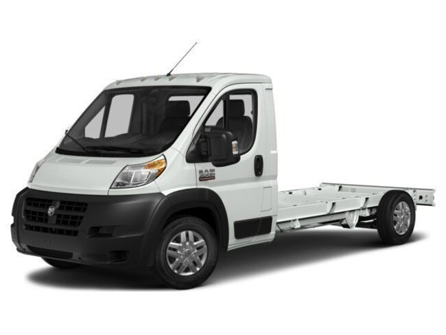 2017 Ram ProMaster 3500 CUTAWAY 136 WB / 81 CA Chassis