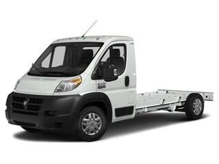 2017 Ram ProMaster 3500 Cutaway Low Roof Truck