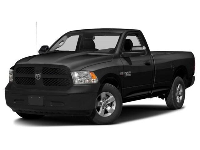 Used 2017 Ram 1500 Tradesman/Express Truck Regular Cab Irving TX