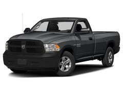 2017 Ram 1500 TRADESMAN REGULAR CAB 4X2 8' BOX Regular Cab
