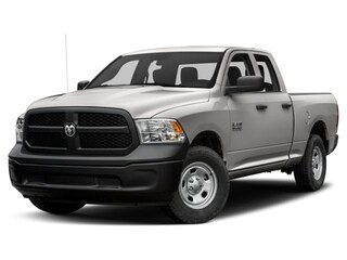 New 2017 Ram 1500 Express Truck Quad Cab in Henderson, NV