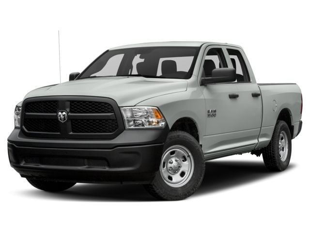 New 2017 Ram 1500 Express Truck Quad Cab for sale near Raleigh, NC at Bleecker Chrysler Dodge Jeep RAM