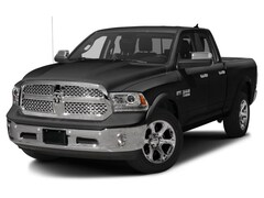 Used 2017 Ram 1500 Laramie Truck Quad Cab in Arlington, TX