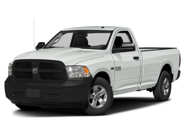 2017 Ram 1500 TRADESMAN REGULAR CAB 4X4 8' BOX Regular Cab