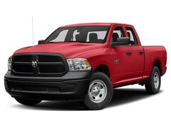 Used 2017 Ram 1500 Express 4X4 Truck Quad Cab for sale in Middlebury VT