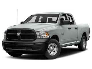 New 2017 Ram 1500 Tradesman/Express Truck Quad Cab For sale near York PA