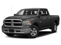 2017 Ram 1500 BIG HORN QUAD CAB® 4X4 6'4 BOX Quad Cab