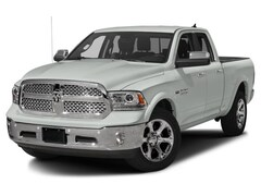 Used 2017 Ram 1500 Laramie 4X4 Truck for sale in Middlebury VT