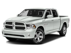 2017 Ram 1500 Lone Star Silver Crew Cab Pickup