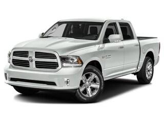2017 Ram 1500 Bighorn Ecodiesel 2WD Truck Crew Cab