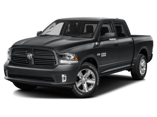 New  2017 Ram 1500 Tradesman Truck Crew Cab for sale in globe az