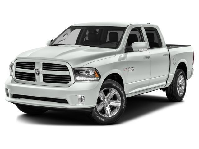 2017 Ram 1500 Night 4X4 Crew CAB 57  B 4x4 Night  Crew Cab 5.5 ft. SB Pickup